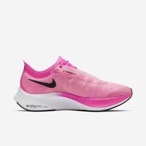 Nike Air Zoom Fly 3 Vaporweave Women's Shoes Pink